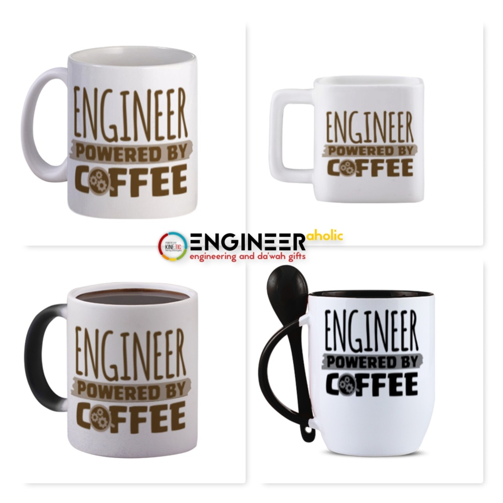 Seri Engineer Powered by Coffee